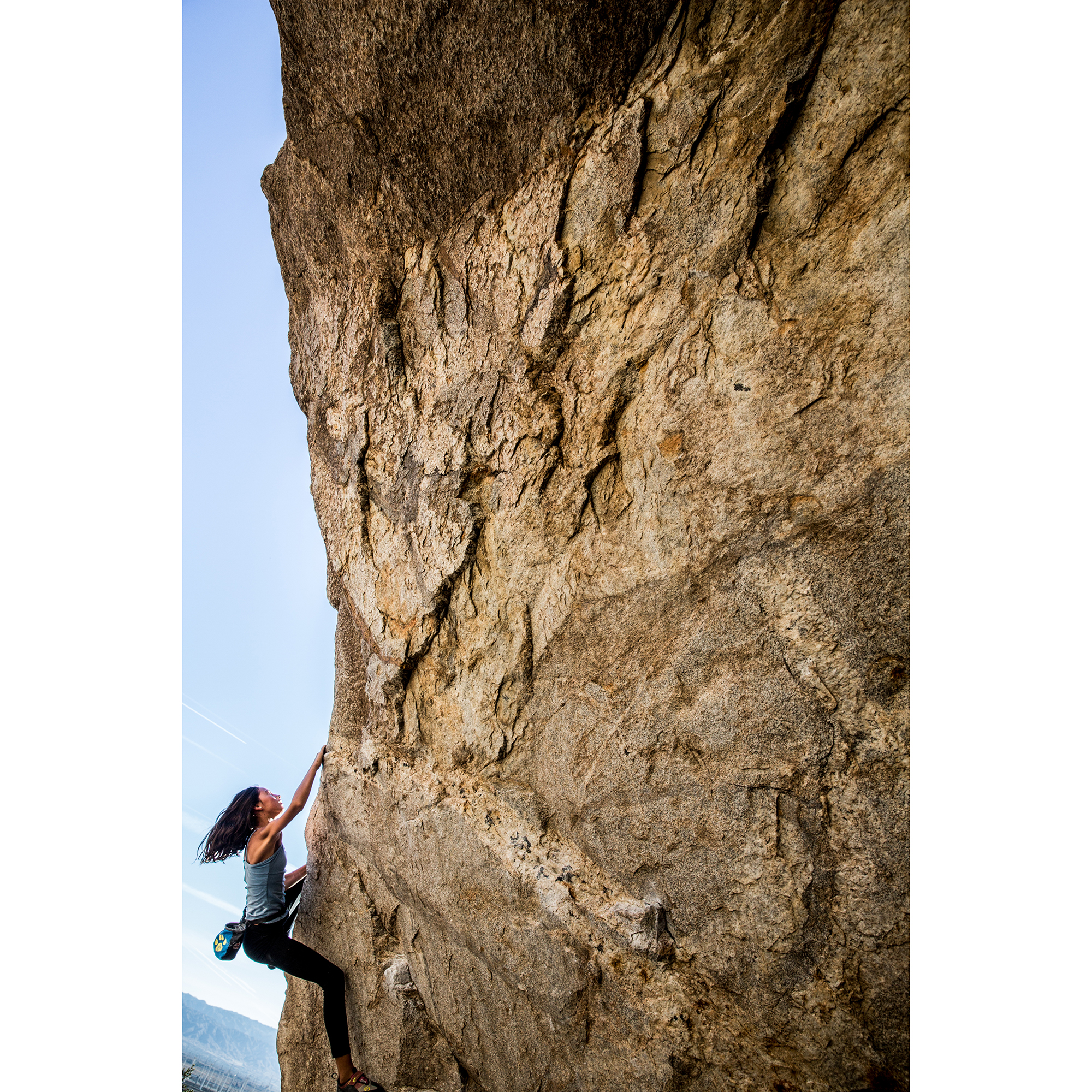 ROCK CLIMBING  COMMERCIAL ADVERTISING PHOTOGRAPHY - VERDICT DIGITAL LOS ANGELES SAN FRANCISCO OAKLAND