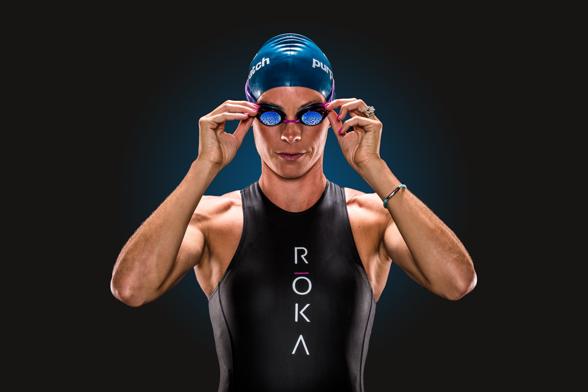 TRIATHLON ROKA SPORTS SARAH CAMETO IRONMAN  COMMERCIAL ADVERTISING PHOTOGRAPHY - VERDICT DIGITAL LOS ANGELES SAN FRANCISCO OAKLAND