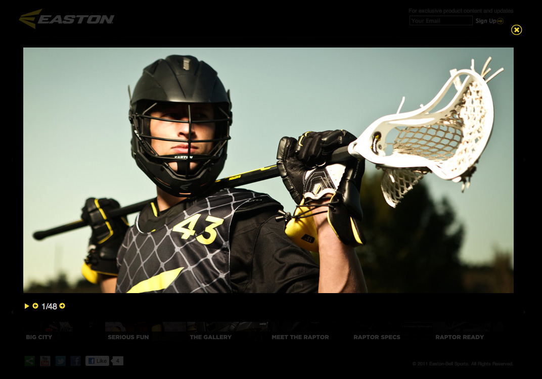 LACROSSE EASTON LAX POWELL MLL NLL  EDITORIAL  COMMERCIAL ADVERTISING PHOTOGRAPHY - VERDICT DIGITAL LOS ANGELES SAN FRANCISCO OAKLAND